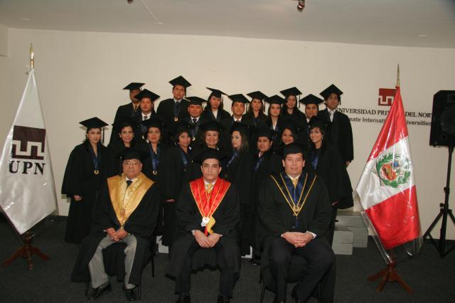 Graduados 2010