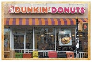 Dunkin' Donuts - Mejores franquicias